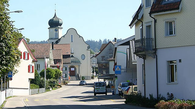 Dorfzentrum Andwil