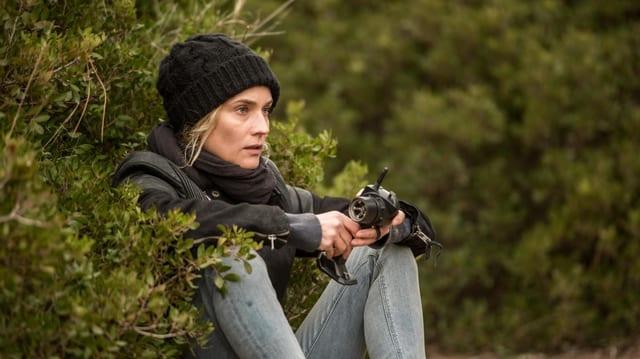 Kämpft für Gerechtigkeit: Diane Kruger in Fatih Akins neuem Film.