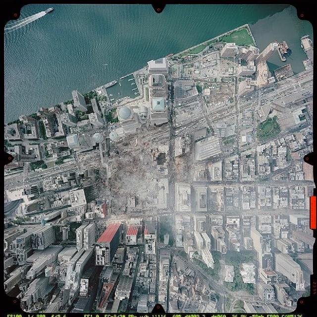 Il World Trade Center suenter las attatgas