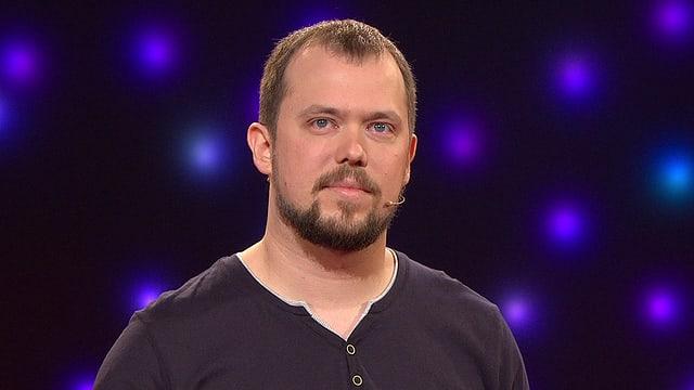 Video «Schlagfertig und bisher erfolgreich: Michael Inderkum aus Altdorf» abspielen