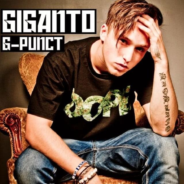 Cover da l'album G-punct