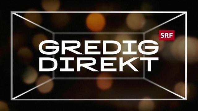 Logo «Gredig direkt»
