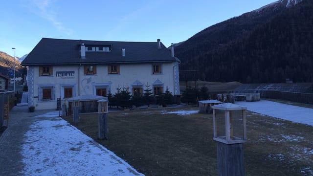L'hotel In Lain a Brail