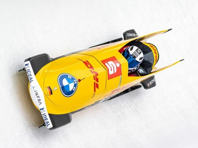 Francesco Friedrich gewinnt auch in Innsbruck