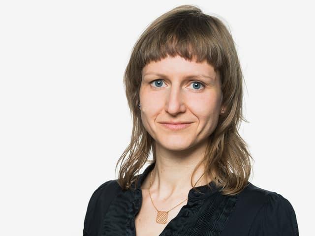 Corinna Daus ist seit zehn Jahren bei SRF tätig, seit rund zwei Jahren als Publizistische Planerin bei SRF 2 Kultur