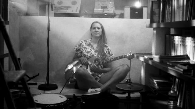 """Sophie Hunger spielte ihr Album """"Halluzinationen"""" im Studio live ein."""