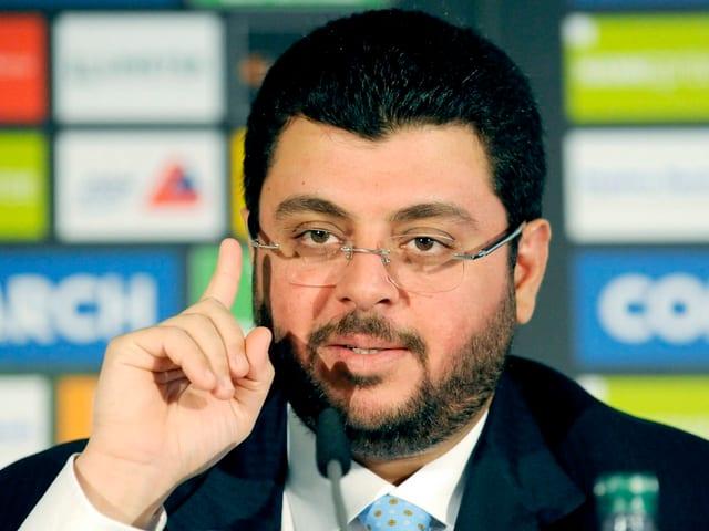 Hasan Ismaik.