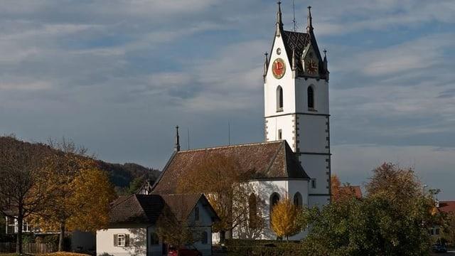 Video «Evangelisch-reformierte Christnacht aus der Kirche Maur» abspielen