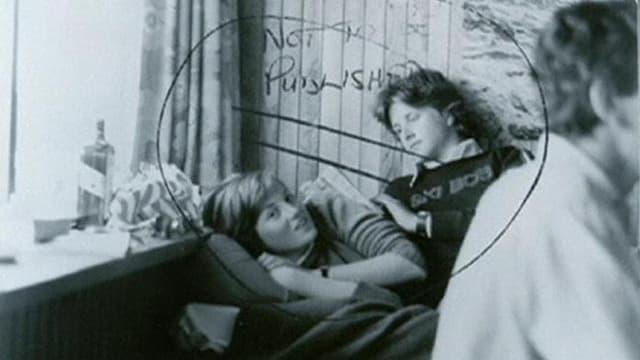 Foto der jungen Diana