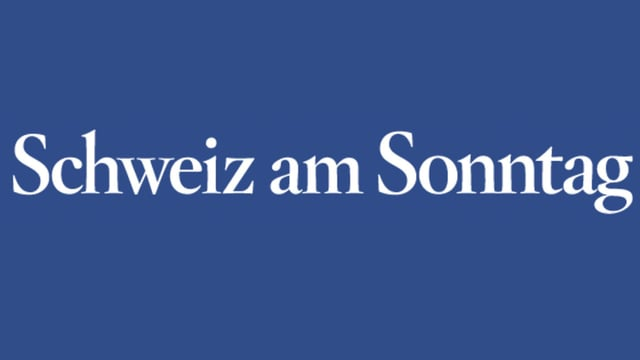 Titel der Schweiz am Sonntag