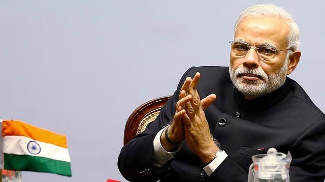 Indiens Premier Modi