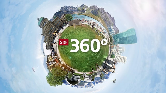 Logo des 360-Grad-Video-Angebotes