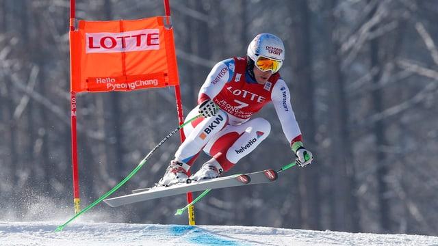 Carla Janka a Pyeongchang