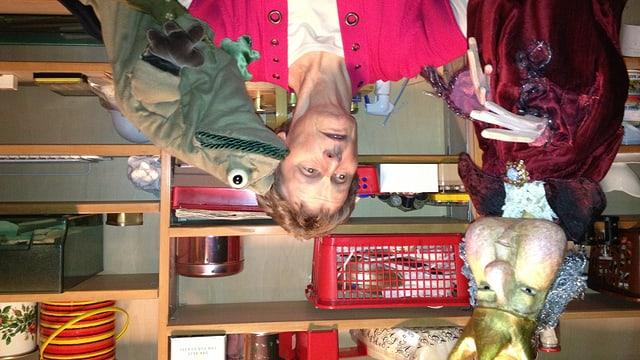 Dorothee Schlumpf betrieb 25 Jahre das Puppentheater Marottino in Arbon.