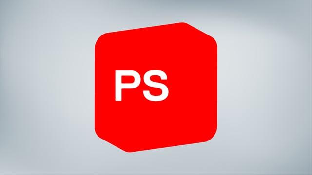 Il logo da la PS.