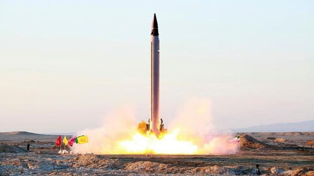 Test cun rachetas ils 11 d'october 2015.