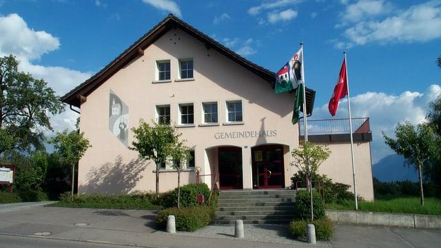 Leeres Gemeindehaus St. Gallenkappel