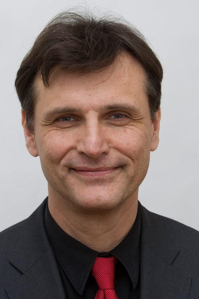 Charles Beer (SP) Präsident des Regierungsrates