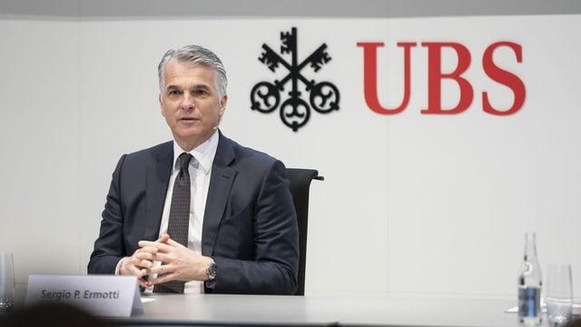 Abschied im Guten – Stabilisator Sergio Ermotti sagt Ciao