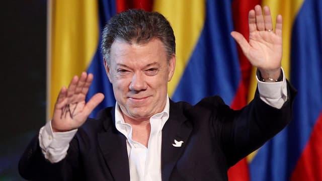 Der kolumbianische Präsident Juan Manuel Santos.