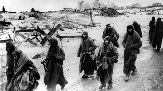 Archivbild vom zweiten Weltkrieg
