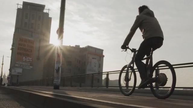 Video ««Einstein»-Spezial: Vom Stahlross zum E-Bike» abspielen