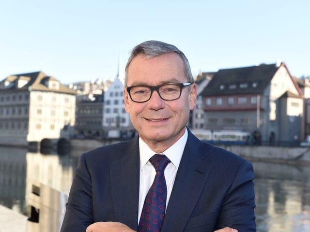 Ruedi Noser, FDP, Ständerat