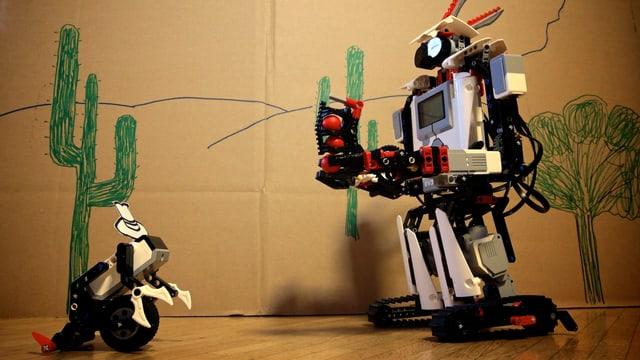 Camera Lego Mindstorm : Digital «lego mindstorms ev3»: ein neues hirn für komplexere
