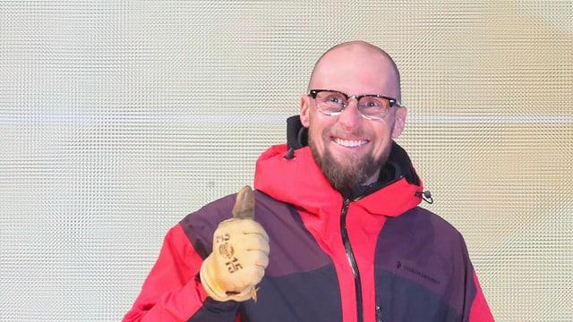 ZDF-Experte Marco Büchel.