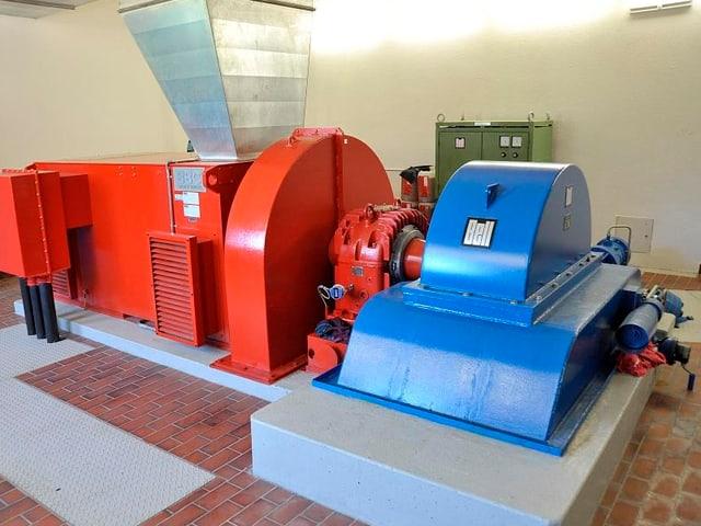 L'Ovra idraulica Val Giuv ha producì l'onn passà 3,5 pertschient dapli energia che la media dals ultims 36 onns.