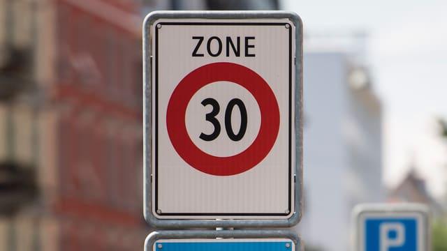 Video «Tempo 30 – Lärmschutz oder Schikane?» abspielen