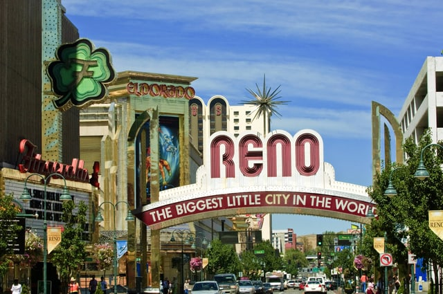 Die Steueroase Nevada blüht