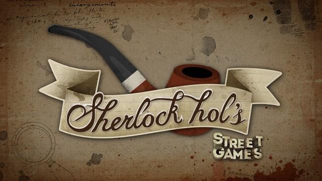 Logo Sherlock hol's