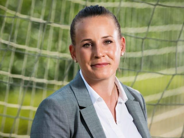 Nora Häuptle begleitet das SRF-Live-Programm als Expertin.