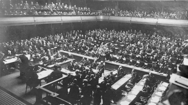Nach dem 1. Weltkrieg: Auf in die Friedenszeit!