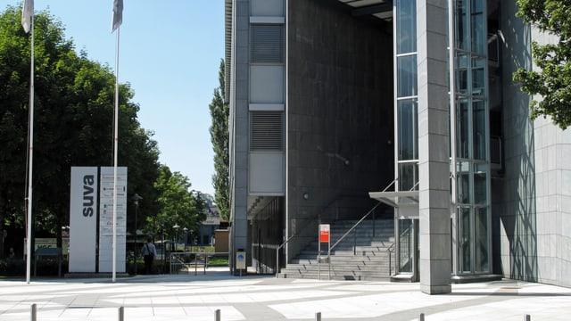 Suvagebäude in Luzern.