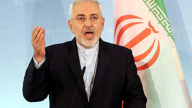 Politicher iranais.