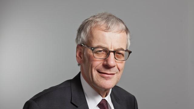 Poatrait des Solothurner Stadtpräsidenten Kurt Fluri.