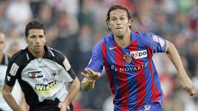 Basel gegen Aarau