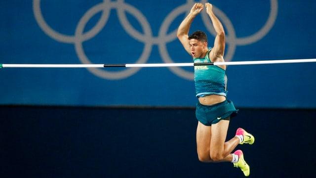 Thiago Braz gewann mit olympischem Rekord.