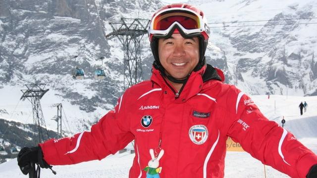 Video ««Die Skilehrer» (2/3): Herausforderungen für unsere Skilehrer» abspielen