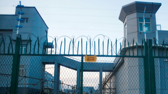 1 Million Uiguren in Umerziehungslagern