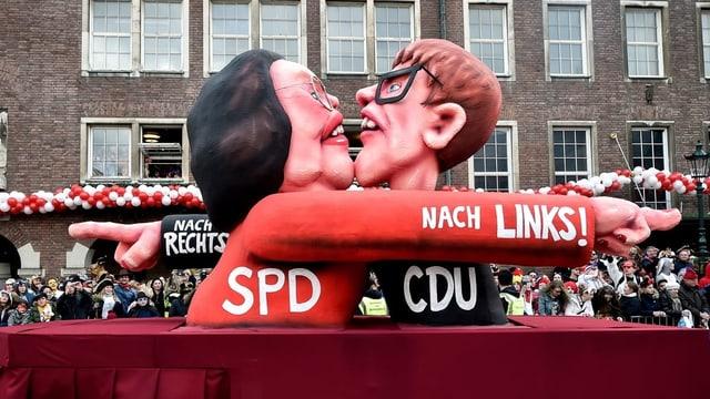 Union und SPD wollen keine raschen Neuwahlen