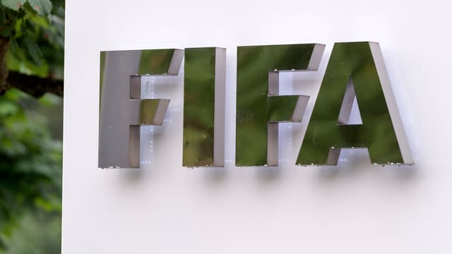 Il logo da la FIFA.