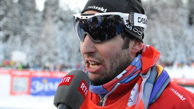 Eligius Tambornino dat ina intervista ad RTR.