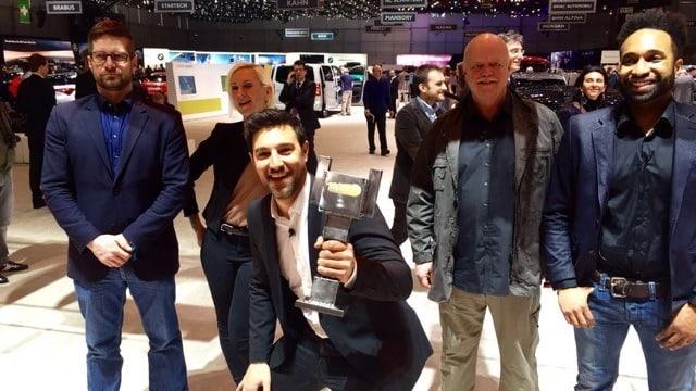 Video «Sekundenschlaf, BMW 235i, Rückblick Autosalon Genf» abspielen