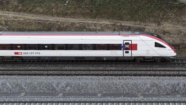 Tren da la SBB.