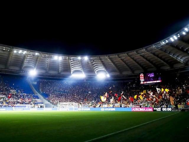 Olympiastadion, Rom