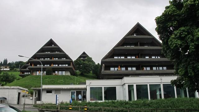 Häuser der Reka-Feriendorf-Siedlung
