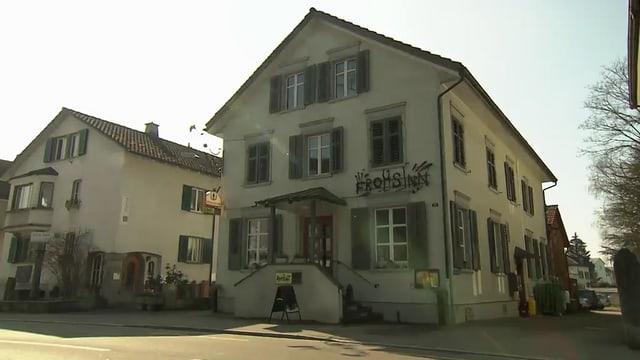 Video «Kanton Thurgau – Tag 4 – Restaurant Frohsinn, Weinfelden» abspielen